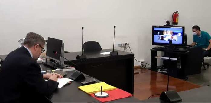 Celebrado el primer juicio telemático en Castilla-La Mancha en el marco de un proyecto piloto