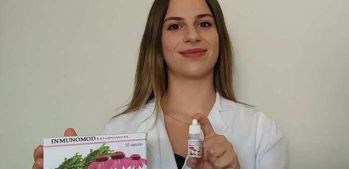 La empresa italiana Aboca reconoce a alumnos de UCLM en su certamen sobre productos elaborados con plantas medicinales