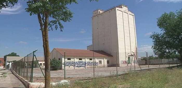 El antiguo silo de Alcázar será un gran espacio multiusos dedicado a la cultura y el arte