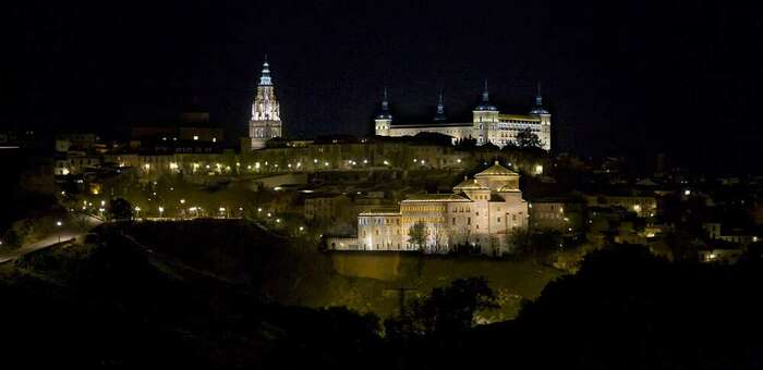 Toledo recupera la iluminación artística monumental a partir de este sábado para poner en valor su patrimonio e impulsar el desarrollo