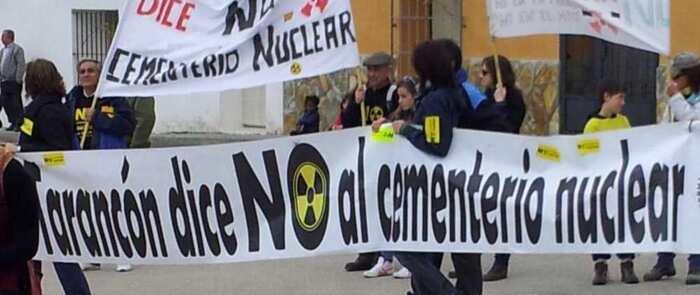 """Podemos CLM espera que el Ministerio de Ttransición Ecológica """"dé el carpetazo definitivo"""" al almacén de residuos nucleares en Villar de Cañas (cuenca)"""