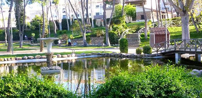 Villarrobledo reabre sus parques para disponer así de más lugares públicos para pasear o hacer deporte