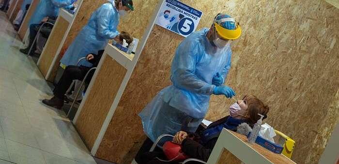 España realiza más de 37 millones de pruebas diagnósticas desde el inicio de la epidemia por COVID-19