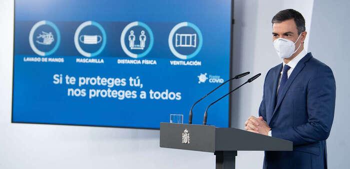 El 70% de la población estará inmunizada en España a finales del mes de agosto