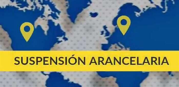 El Gobierno celebra la suspensión por cinco años de los aranceles entre EE.UU. y la UE