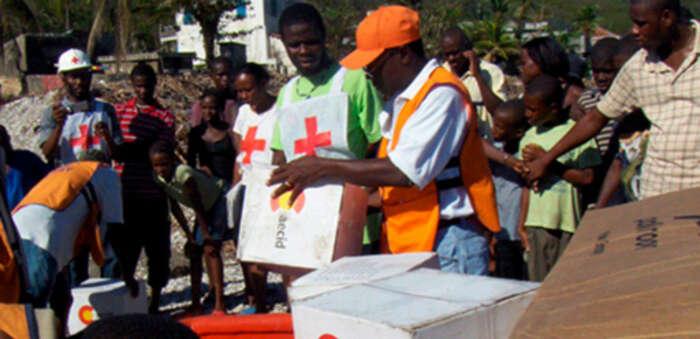 España envía 10 toneladas de material médico y ayuda financiera para atender la crisis humanitaria en Haití