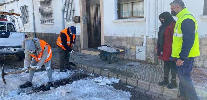 El dispositivo municipal de La Roda continúa activado ante la previsión de lluvias