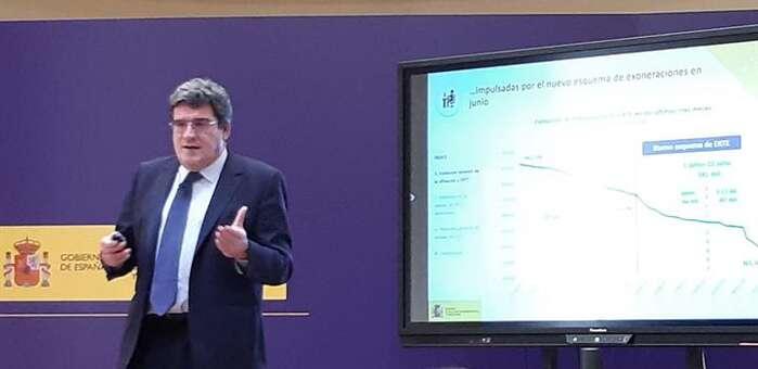 Julio mantiene el dinamismo del empleo de los meses anteriores y cerrará con un aumento de 150.000 afiliados