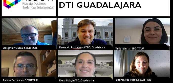 Guadalajara comienza su andadura para ser destino inteligente, con el apoyo de SEGITTUR