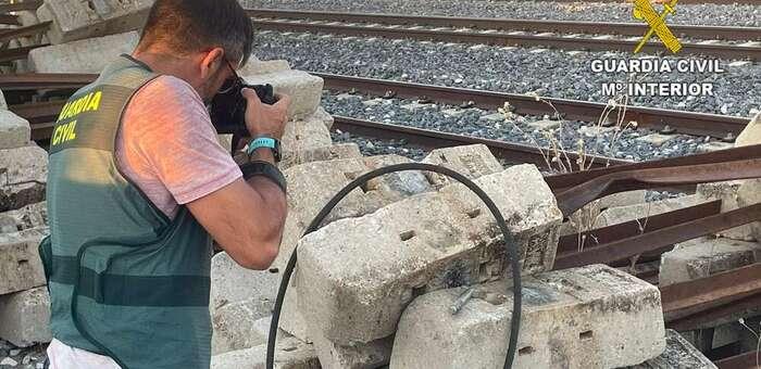 Detenidos los integrantes de un grupo criminal que se dedicaba al robo de cable de cobre en Toledo