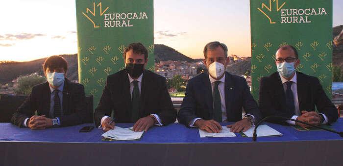Eurocaja Rural y CEOE CEPYME Cuenca fortalecen su colaboración para impulsar la actividad empresarial