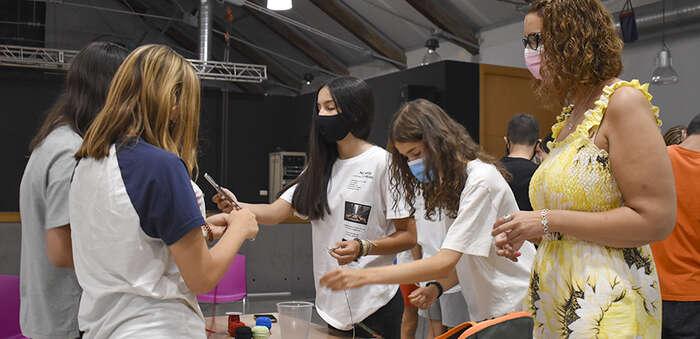 Un centenar de jóvenes de Guadalajara han pasado por la iniciativa DiverTYCE durante el mes de julio, disfrutando de numerosos talleres y excursiones