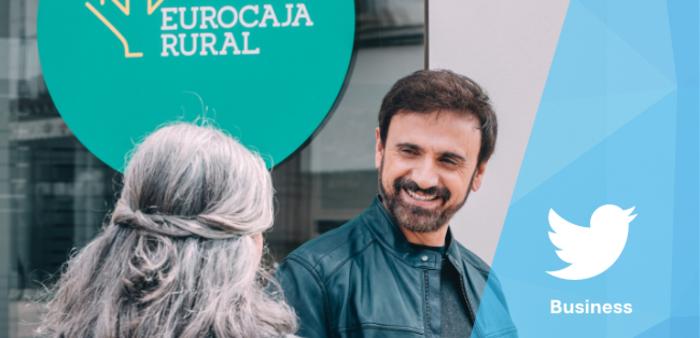 """La campaña """"El motivo de Jose"""" de Eurocaja Rural, elegida por Twitter como ejemplo de éxito a nivel mundial"""