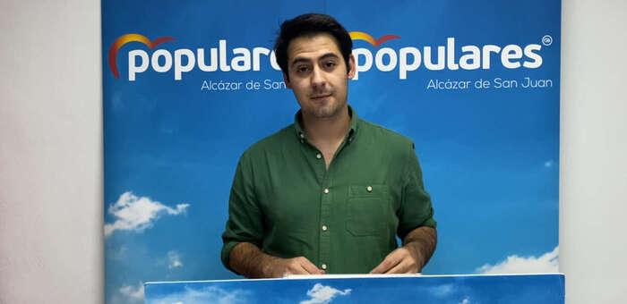 El PP de Alcázar denuncia el menosprecio del gobierno socialista a los autónomos y pymes