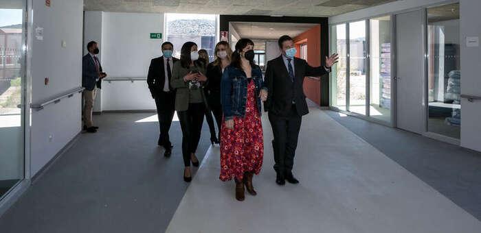 El Gobierno de Castilla-La Mancha ultima el acondicionamiento de la Residencia de Mayores de Cañete con más de 45 plazas
