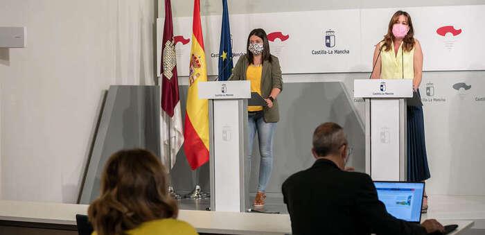 Invertidos en Castilla-La Mancha 1,8 millones para adaptar y mejorar los centros integrados de FP de Albacete, Cuenca y Puertollano