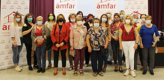 AMFAR presenta a cuatro mujeres rurales como emprendedoras de éxito