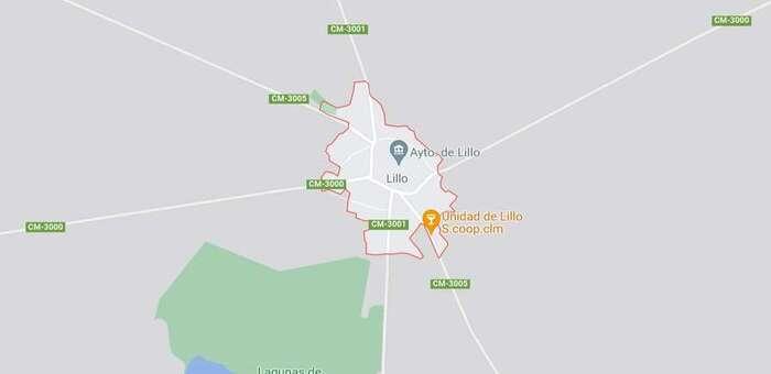 Tres personas fallecidas y otras cuatro heridas de gravedad en una colisión frontal entre un turismo y una furgoneta en Lillo (Toledo)