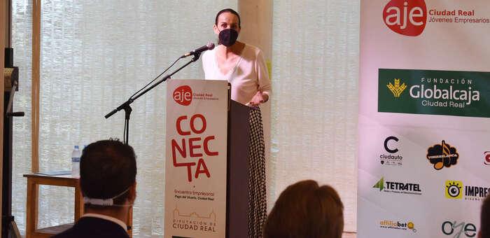 AJE recupera la presencialidad en el encuentro Conecta Empresarios 2021