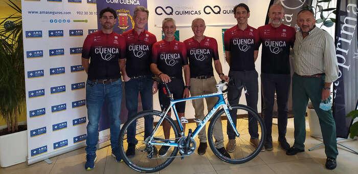Nueve médicos conquenses participarán en el XII Campeonato de España de Ciclismo para Médicos