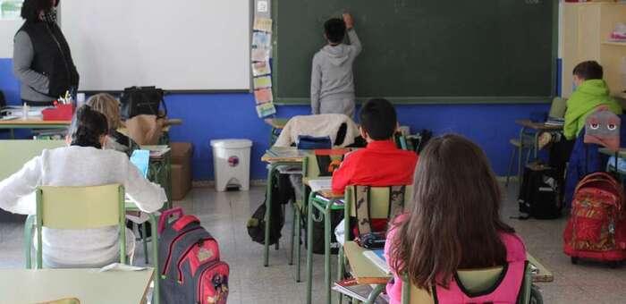La normalidad ha presidido la vuelta a clase en los colegios e institutos de la provincia de Ciudad Real