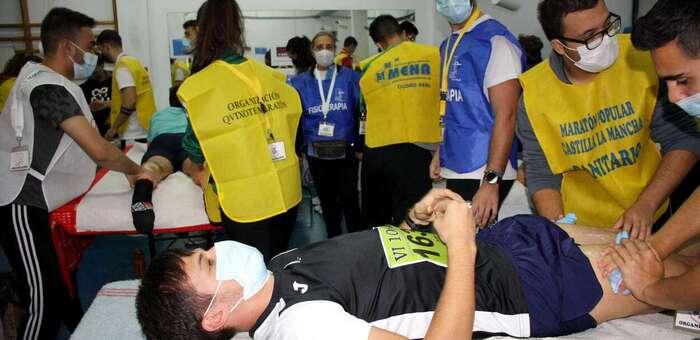 PMD de Ciudad Real y Quijote Maratón ADAD agradecen a voluntarios, patrocinadores y colaboradores de la 25ª Quijote Maratón su gran implicación en una jornada de récords