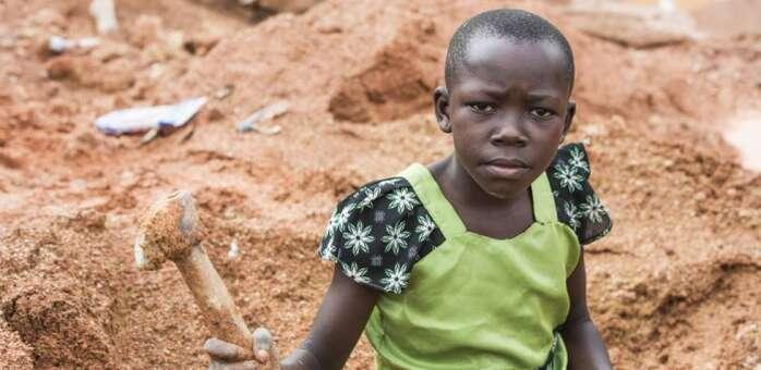 Benín, el crepúsculo de los niños esclavo