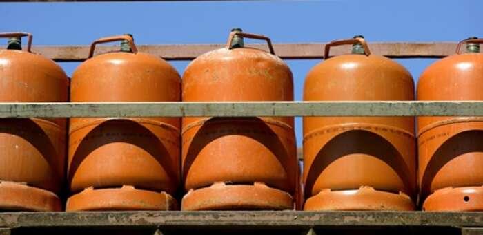La bombona de butano alcanza su precio más alto de los últimos seis años