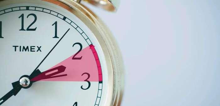 Horario de invierno, ¿Cuándo tenemos que cambiar la hora?