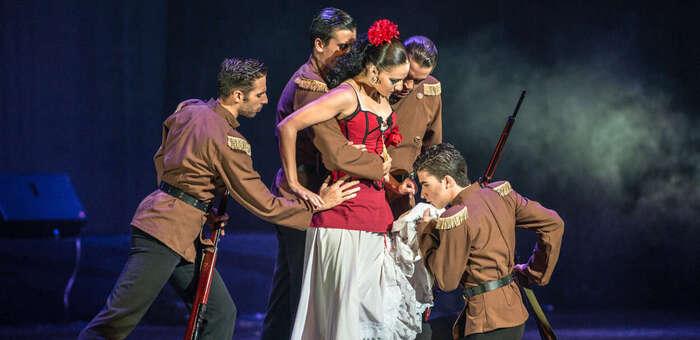 La ópera clásica 'Carmen' llega este viernes al Teatro Auditorio de Valdepeñas