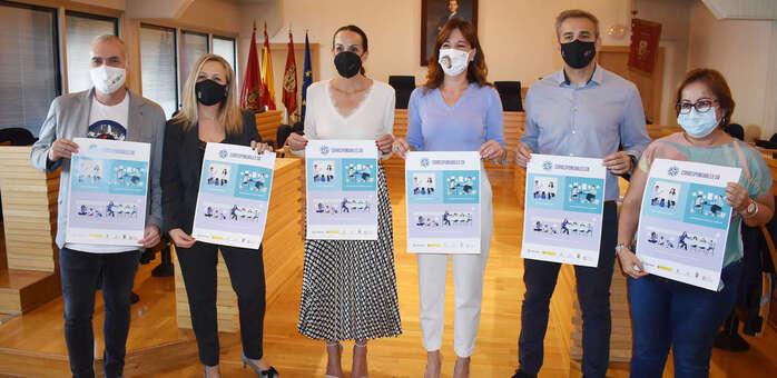 """Ayuntamiento de Ciudad Real y la Junta de Comunidades presentan el programa """"Corresponsables"""" para facilitar la conciliación familiar y la igualdad real de oportunidades"""