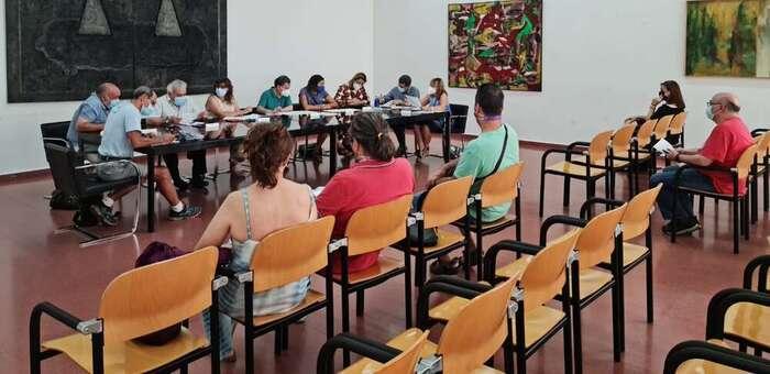 El Ayuntamiento de Toledo intervendrá en la plaza del número 2 de la calle Río Alberche a propuesta del Consejo de Participación del Polígono