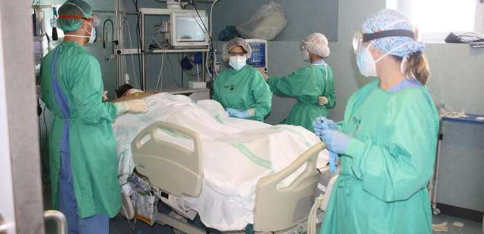 Castilla-La Mancha registra 6.679 nuevos casos y 73 fallecimientos por infección de coronavirus correspondientes al fin de semana