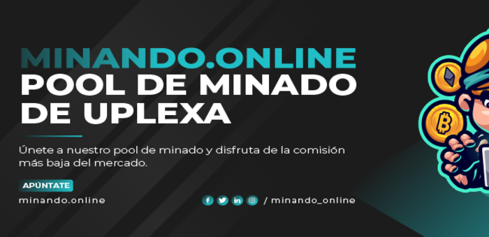 Minando.online, la nueva forma de obtener criptomonedas totalmente gratuita, con tu ordenador o dispositivo móvil