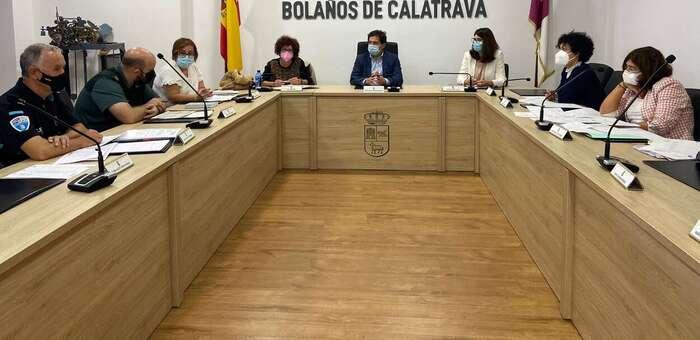 El Ayuntamiento de Bolaños celebra la comisión de seguimiento del protocolo de actuación en casos de violencia de género