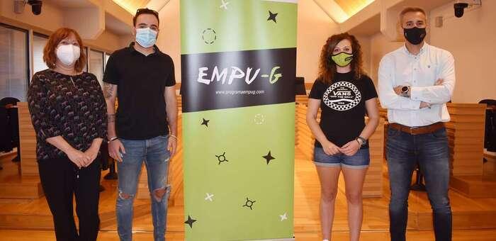 El programa educativo EMPU-G reorientará a unos 45 jóvenes vulnerables o en riesgo de exclusión en el barrio del Pilar de Ciudad Real