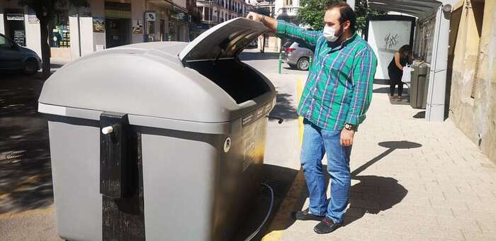 Se pide colaboración a la ciudadanía de Villarrobledo a la hora de utilizar los nuevos contenedores instalados en la ciudad