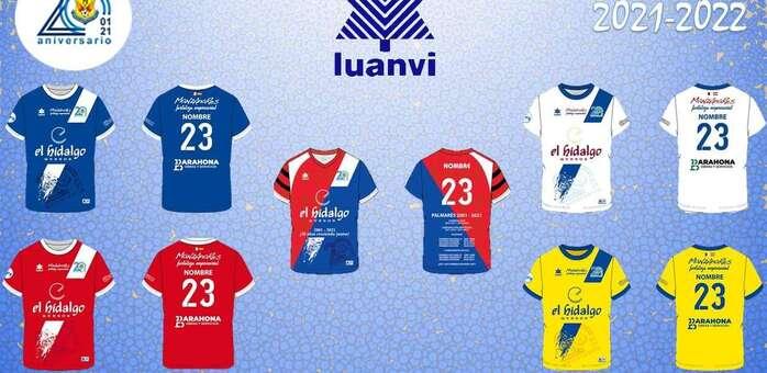 El Manzanares saca a la venta la camiseta oficial de su debut en Primera División