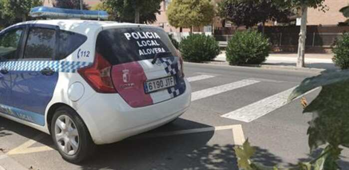Agentes de incógnito refuerzan la presencia policial en Alovera para combatir las carreras de coches ilegales