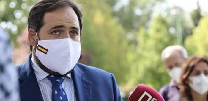 """Núñez pide que las Cortes apruebe la reducción de impuestos que presentará PP """"ahora que C-LM recibirá fondos europeos"""""""