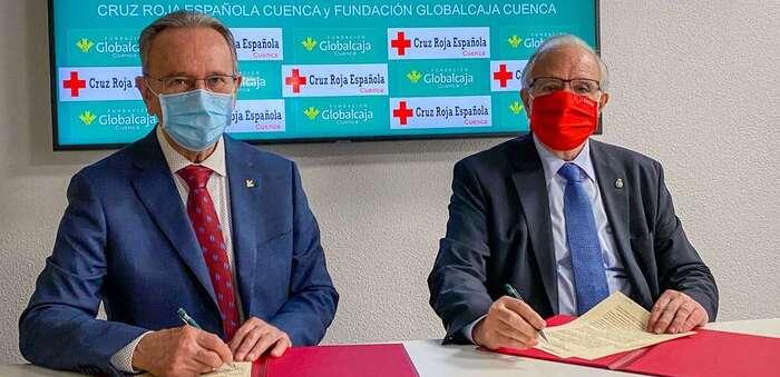 La Fundación Globalcaja Cuenca renueva el convenio con Cruz Roja para el desarrollo de iniciativas en materia de Igualdad de Género
