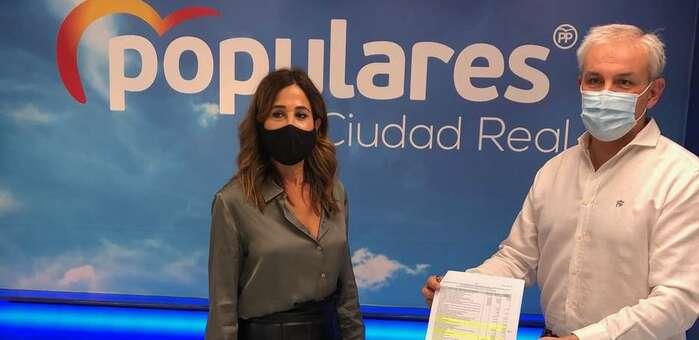 Romero y Callejas afirman que los Presupuestos Generales del Estado son los peores de la historia para la provincia de Ciudad Real