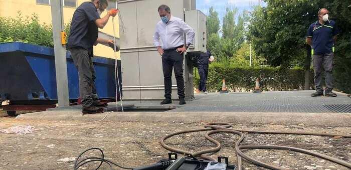 Detectan restos de material genético del coronavirus en aguas residuales de Cuenca