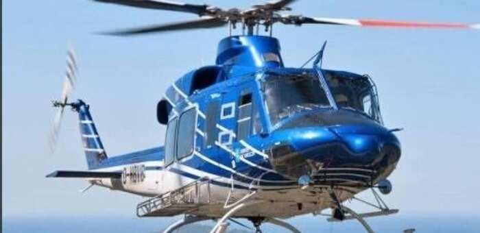 Localizan en buen estado en la provincia de Córdoba el helicóptero robado en la BRIF de Cuenca