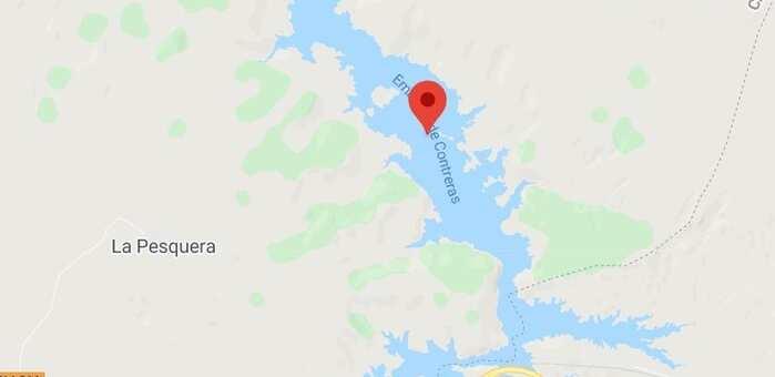 Encuentran el cuerpo de la chica de 17 años que cayó al pantano de Contreras tras un accidente de moto