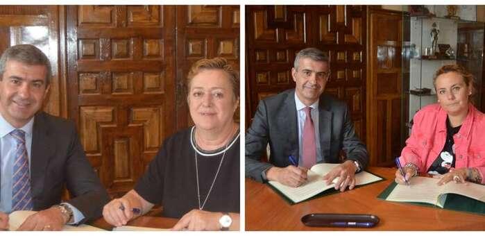 Asociaciones solidarias de la provincia de Toledo reciben una nueva ayuda económica de la Diputación