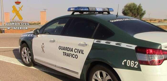 La Guardia Civil investiga a un menor de edad por conducir un vehículo sin haber obtenido nunca permiso de conduccion