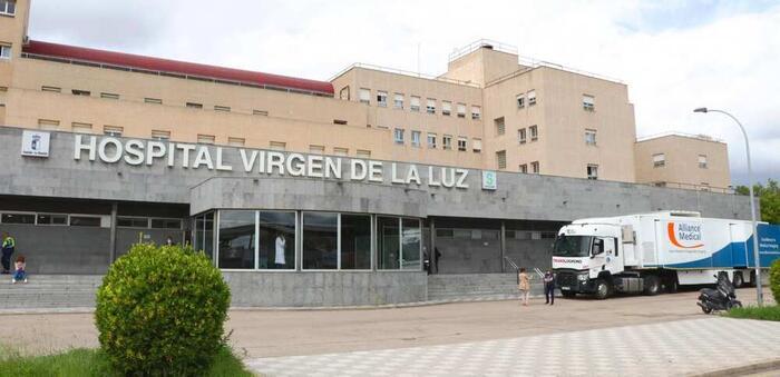 Siete personas heridas tras la colisión de tres vehículos en Huete (Cuenca)