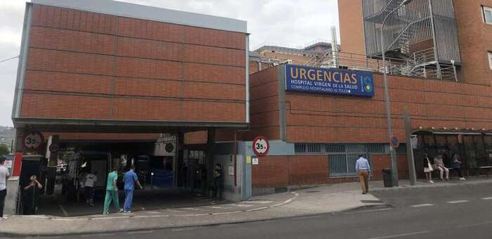 El Complejo Hospitalario de Toledo activa el Plan de Contingencia aumentando los recursos sanitarios para atender la presión asistencial en Urgencias