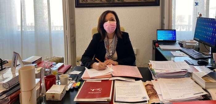 La alcaldesa de Alcázar hace un llamamiento a la responsabilidad individual